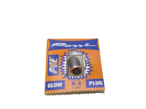 JAMARA 176904 - Glühkerze Rossi R4 kalt 6-10 CCM, mehrfarbig