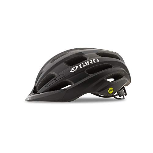 Giro Bike Helmet Set - Giro Helmet Register MIPS Bike Helmet - with Reflective Armband (Matte Black + Reflective Armband, Universal Adult) Kansas
