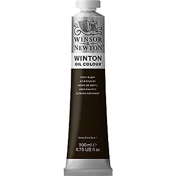ivory black oil paint