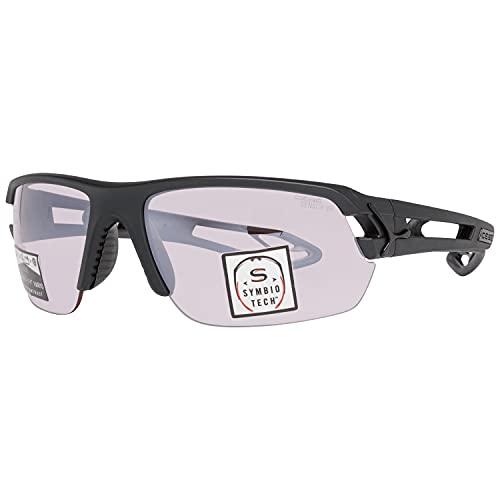 Cébé S'Track M Gafas de Sol, Adultos Unisex, Matt Black, Large