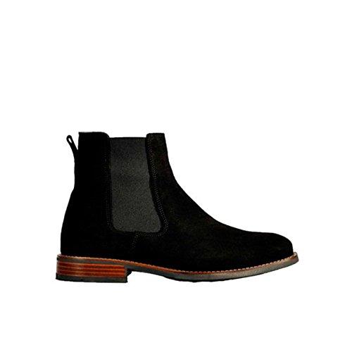 Wolky Comfort Stiefeletten Caracas - 40000 schwarz Suede - 45