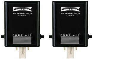 Sub-Zero 7007067 Refrigerator Air Purification Cartridge (Pack of 2)