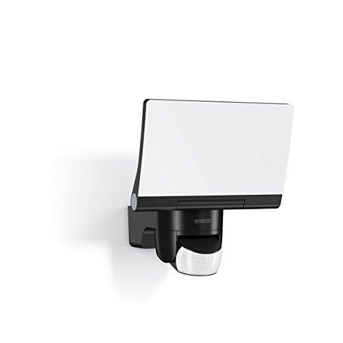 Steinel LED-Strahler XLED Home 2 Connect schwarz, Flutlicht, voll schwenkbar, 13,5 W, 180° Bewegungsmelder, 10 m Reichweite, 1472 lm