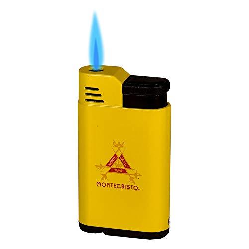 Vertigo Montecristo Single Flame Cigar Torch Lighter