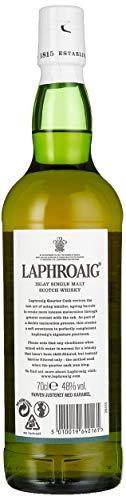 Laphroaig Quarter Cask Islay Single Malt Scotch Whisky, mit Geschenkverpackung, in Quarter Casks gereift, 48% Vol, 1 x 0,7l - 2