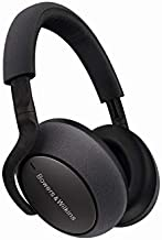 Bowers & Wilkins PX7 Over Ear Wireless Bluetooth Headphone, Adaptive Noise Cancelling - Space Grey