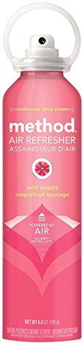Method Air Refresher Spray-Wild Poppy - 6.9 oz