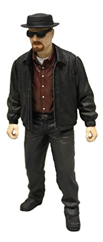Breaking Bad Figura de accion Heisenberg Grande 30cm Original