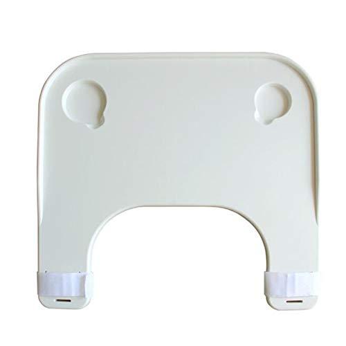 ZCPDP Rolstoel Tafel Shatter-Resistant Duurzaam Afneembare Draagbare Eettafel Ouderen Rolstoelen Accessoires