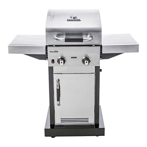 Char-Broil Advantage Series™ 245S - Barbecue in acciaio inox a 2 bruciatori.