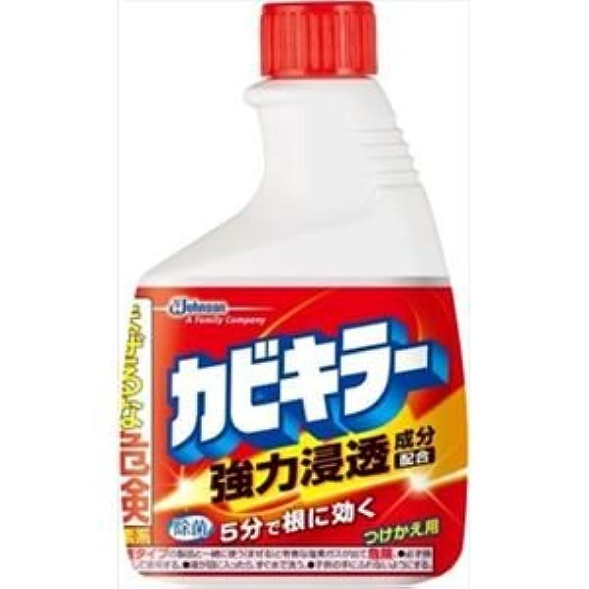 食べる内陸不変(まとめ)ジョンソン 新カビキラー 替 400G 【×5点セット】