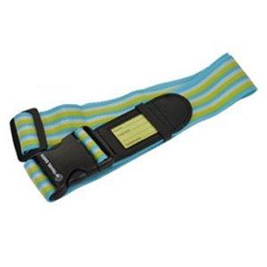 [トラベルアース] スーツケースベルトTE-024BL 15 cm 0.145kg TE-024BL ブルー