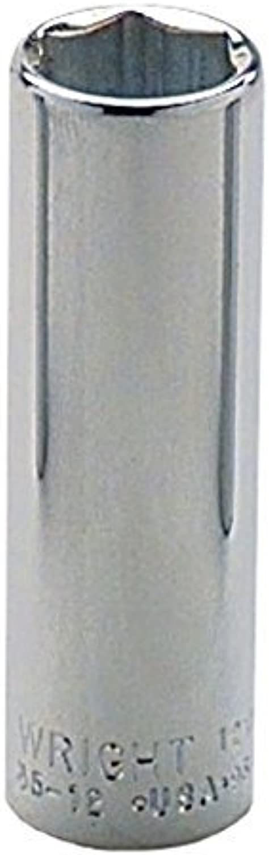 Wright Tool 35-14MM 3 8 Drive 6 Point Metric Deep Socket, 14mm by Wright Tool B01LWIV8DE | Auf Verkauf