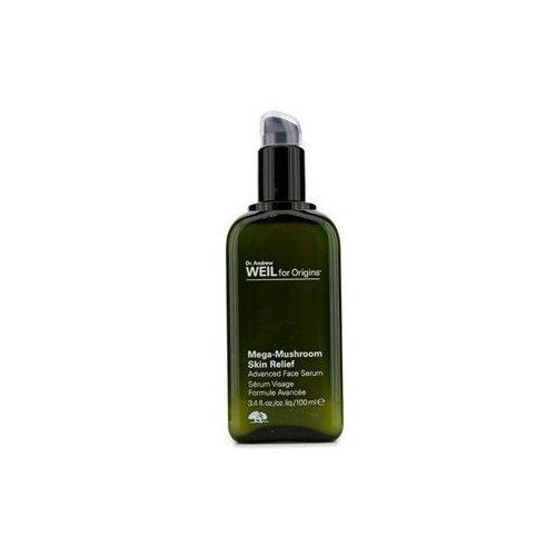 Origins Dr. Andrew Mega-Mushroom Skin Relief Advanced Face Serum 100ml/3.4oz by Origins