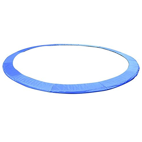 TARTIERY Trampoline Spring cover Pad Replacement Trampoline Surround Pad Foam Safety Guard Spring Cover Padding Pads UV Resistant Edge Protector 10ft/12ft in Diameter