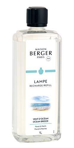 Lampe Berger 116033Paris Ambientador Vent d Océan Wind del Océano, 1L