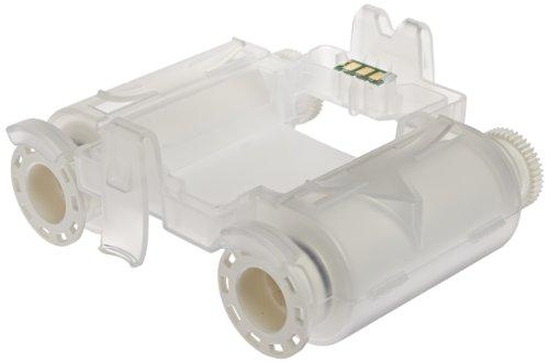 Brady M71-R4400-WT White 4400 Series Thermal Transfer Printer Ribbon For BMP71 Label Printer , White, 2.000