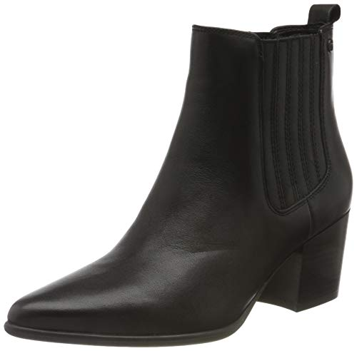 Esprit Damen 070EK1W311 Mode-Stiefel, 001/BLACK, 40 EU