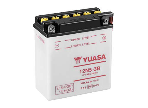 Batterie Yuasa 12N5-3B
