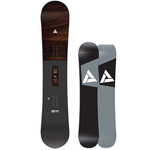 Academy Team Hybrid Camber Snowboard (160W) - Adults' 2020