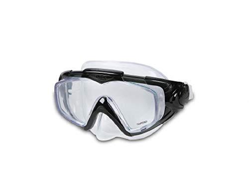 Taucherbrille Tauchermaske Schwimmbrille Schwimmmaske Brille zum Schwimmen Brille zum Tauchen / Kinder-Schwimmbrille / Kinderschwimmbrille / Kinder Schwimmbrille / Jugend-Schwimmbrille / Jugendschwimmbrille / Jugend Schwimmbrille / Chlorbrille / (Tauchermaske schwarz)