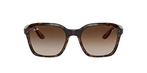 Ray-Ban 0RB4343M Gafas, HAVANA, 52 Unisex