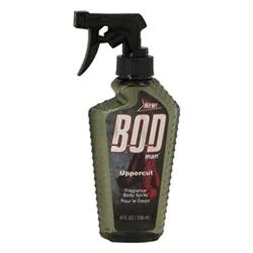 Bod Man Uppercut by Parfums De Coeur Body Spray 8 oz / 240 ml (Men)