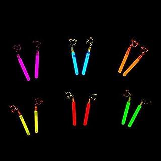 Decotrend-Line 6 Paar Luminosi Neon Glow Party LED farbig Sortiert 281061
