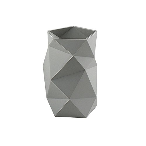Creative Design Silicone Pen and Pencil Holder (Grey)