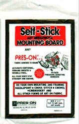 Pres-On Pres On Mounting Board 5 inch x 7 inch B5 (3-Pack)