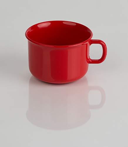 Kimmel 21-000-2003-1 - Taza infantil (plástico), color rojo