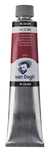 Tar Lenth Van Gogh oil paint 200ml Alizarin Crimson 411 339 (japan import)
