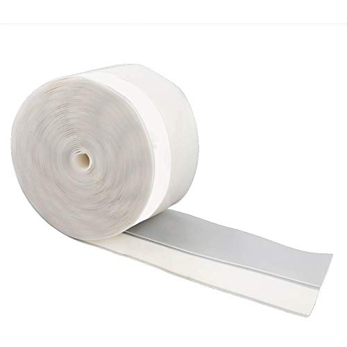 Save %10 Now! Yasashi Sealing Strip, 5M 45mm Self-Adhesive Door Window Wind Insect Dust Prevention S...