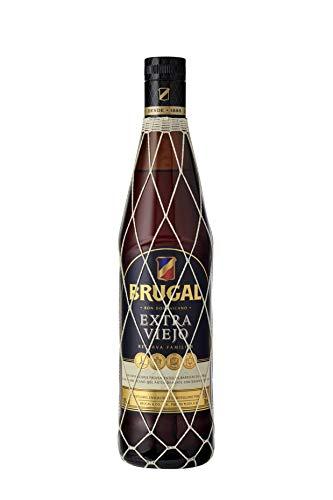 Brugal Extra Viejo Premium Rum, aromatische Noten für ausgewogene Drinks, 38% Vol, (1 x 0.7 l)