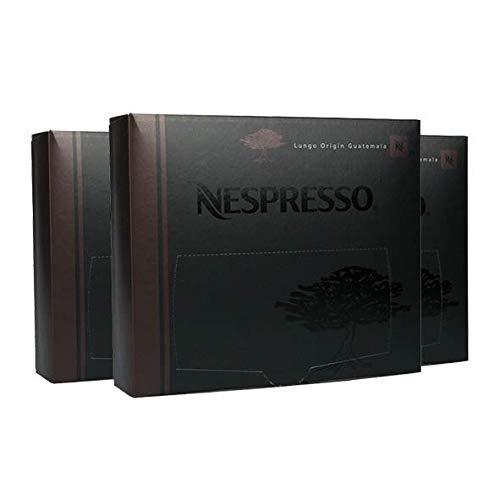 Nespresso Pro Lungo Origin Guatemala, 50 Kapseln 3er Pack