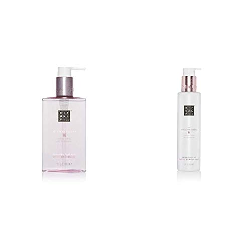 RITUALS The Ritual of Sakura Handseife, 300 ml & The Ritual of Sakura Duschöl, 200 ml