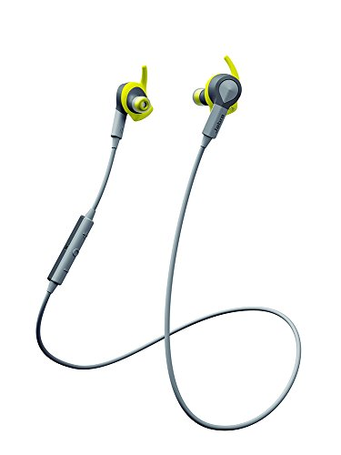 Jabra SPORT COACH (Yellow) Wireless Bluetooth Earbuds for...