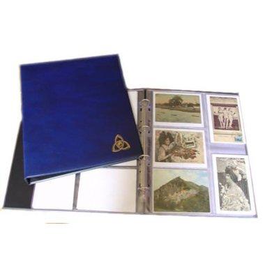Archivador recargable para fotos o tarjetas postales