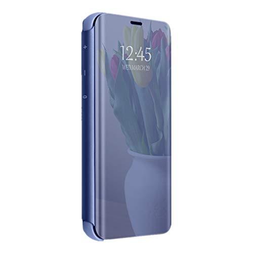 Vivo X27 Étui de Protection à Rabat Ultra Fin en Silicone pour téléphone Portable Vivo X27 - Multicolore - Medium