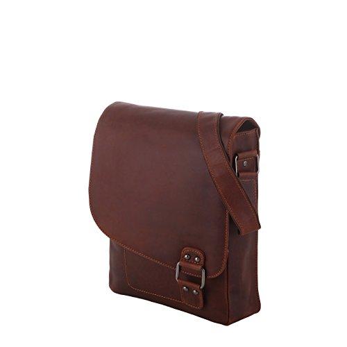 Rada Nature Umhängetasche 'Bendigo'echt Leder Handtasche in verschiedenen Farben (sandal/tan)