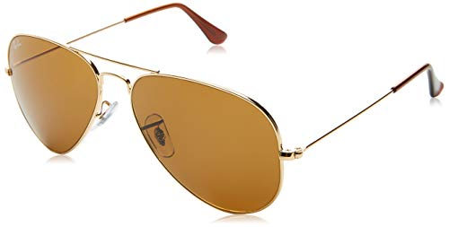 Ray-Ban Gafas de sol Aviator Large Metal RB3025 C58 001/33