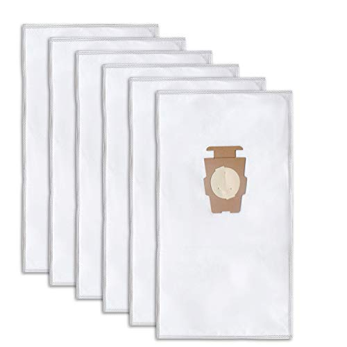 6 Pack Vacuum Cleaner Dust Bags for Kirby 204811 204814 204808 fit All Generation & Sentria Models
