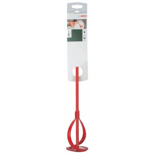 Bosch 2609255716 Malaxeur universel pour perceuse diamètre 60 mm, longueur 400 mm pour malaxage de 1 à 5 kg