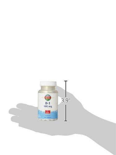 ビタミンB1100mg100粒[海外直送品]