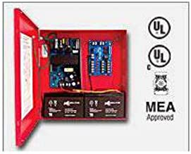 Al300ulmr multi-output power supply with fire alarm disconnect (power supply-charger, 12 or 24vdc at 2.5amp with 5 output, ul/cul list)