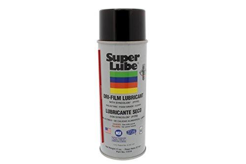 Super Lube® Aerosol 11 oz. Dri-Film con Syncolon® (PTFE)