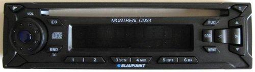BLAUPUNKT Radio MONTREAL CD34 Bedienteil Ersatzteil 8619002491 Sparepart