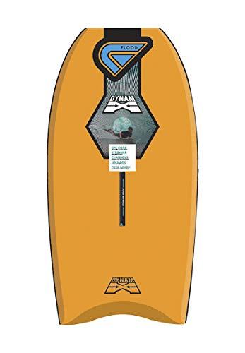 Flood Dynamx Stringer 40 - Bodyboard, Color Naranja