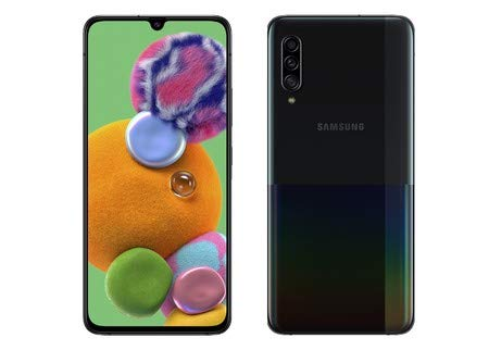 "Samsung Galaxy A90 5G (128gb, Pantalla de 6.7"" Full HD + Dynamic sAMOLED, 4500 MaH), Color Negro [Versión española]"