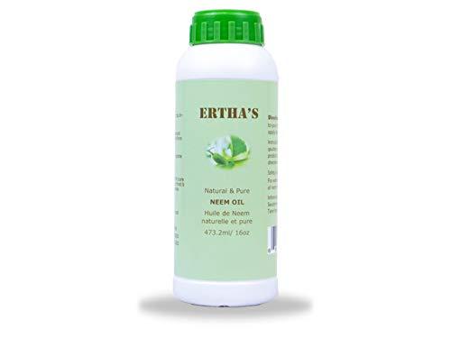 Premium Organic Neem Oil. 473.2ml/16.oz